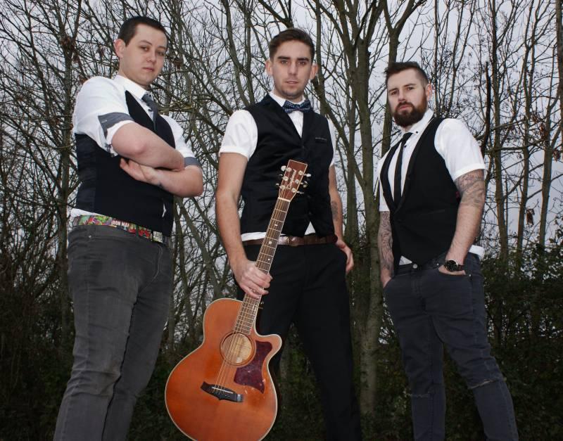 Mumford style band for weddings