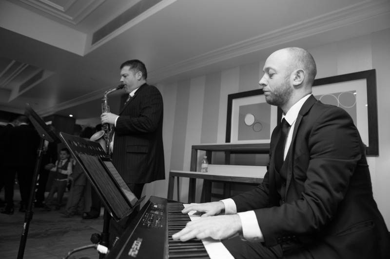 Jazz trio for hire