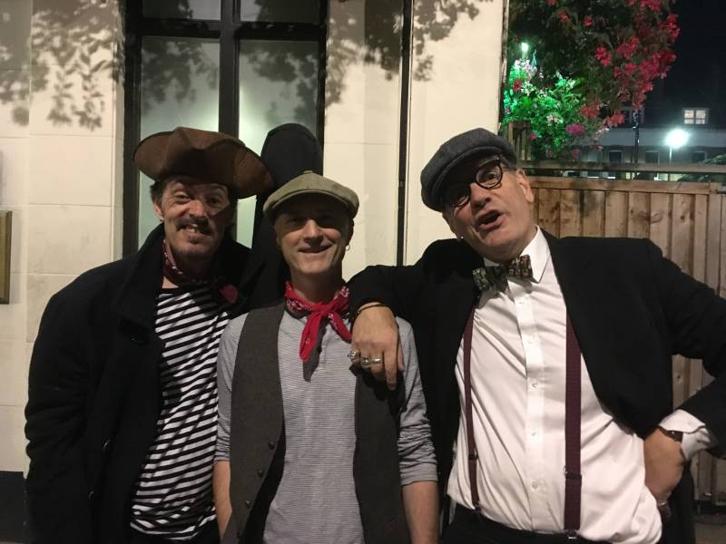 Chas & Dave tribute