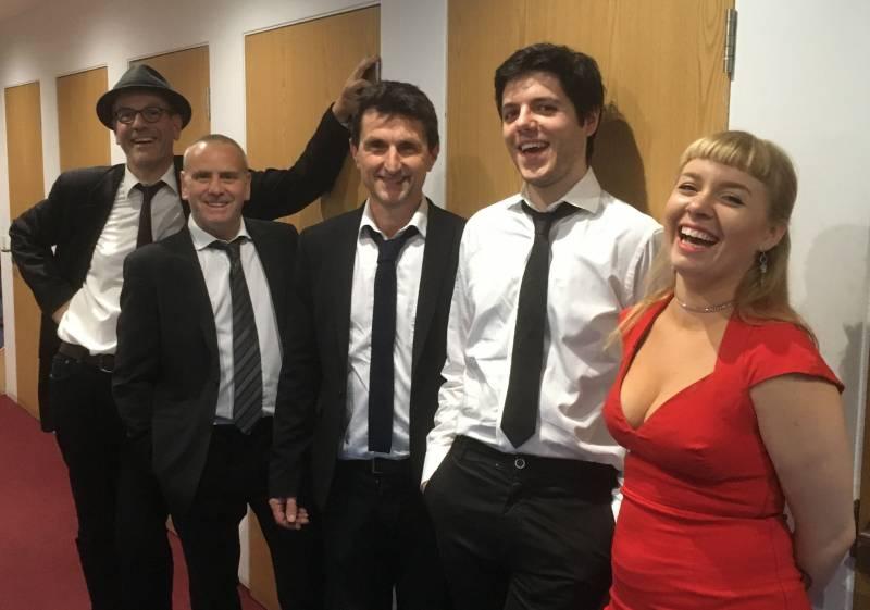 London based function band