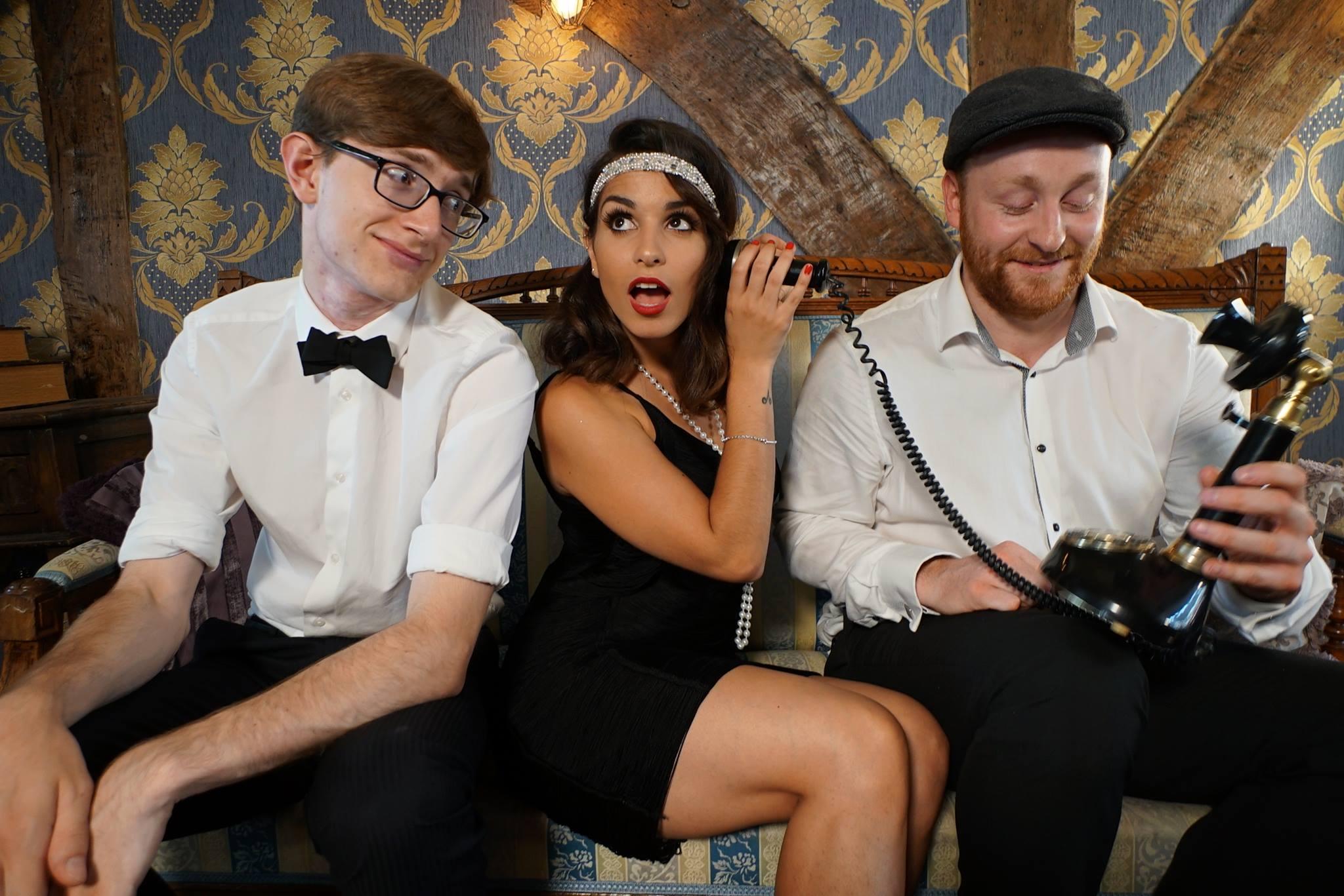 Vintage Trio