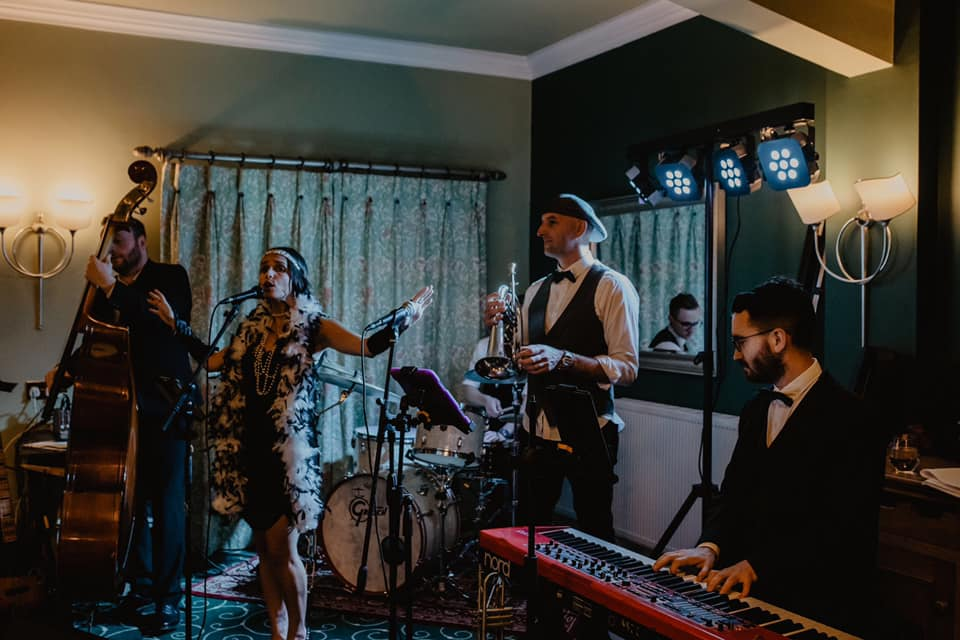 Vintage band for hire