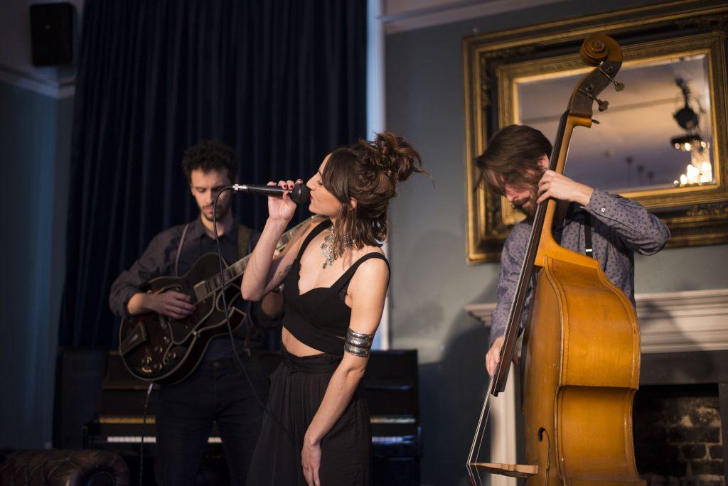 jazz and pop trio