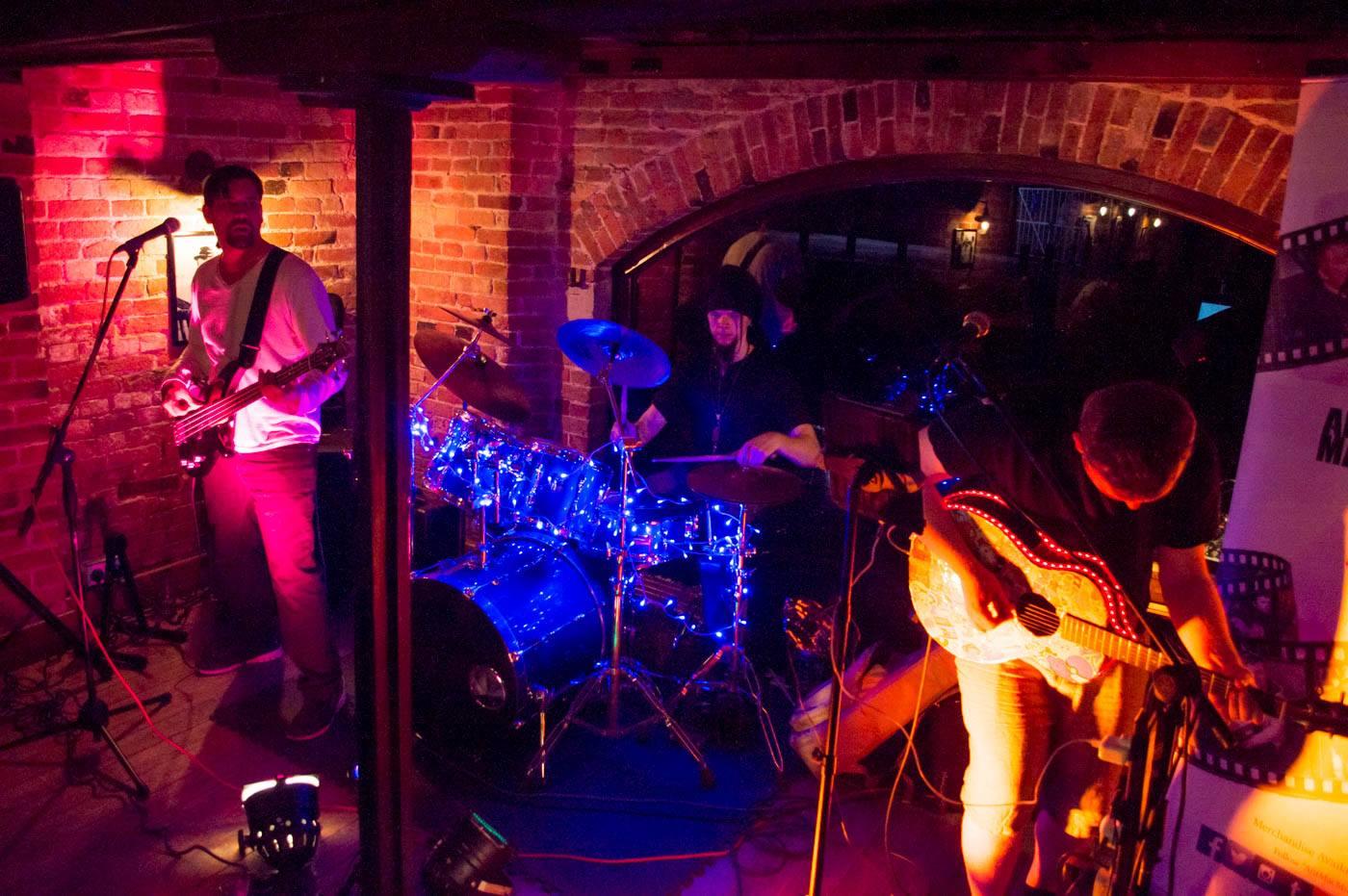 Suffolk based acoustic trio