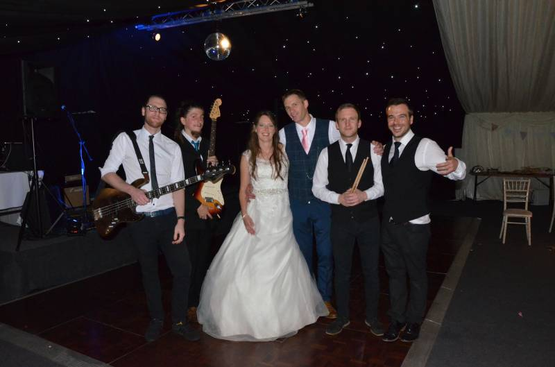 Proffesional function and wedding band