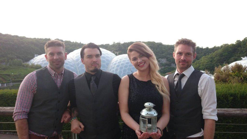 Cornwall party band