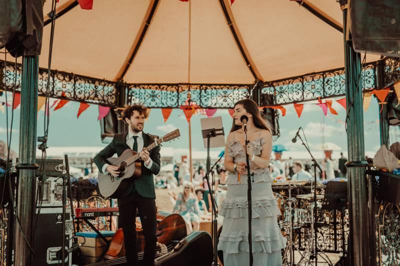 Acoustic wedding duo