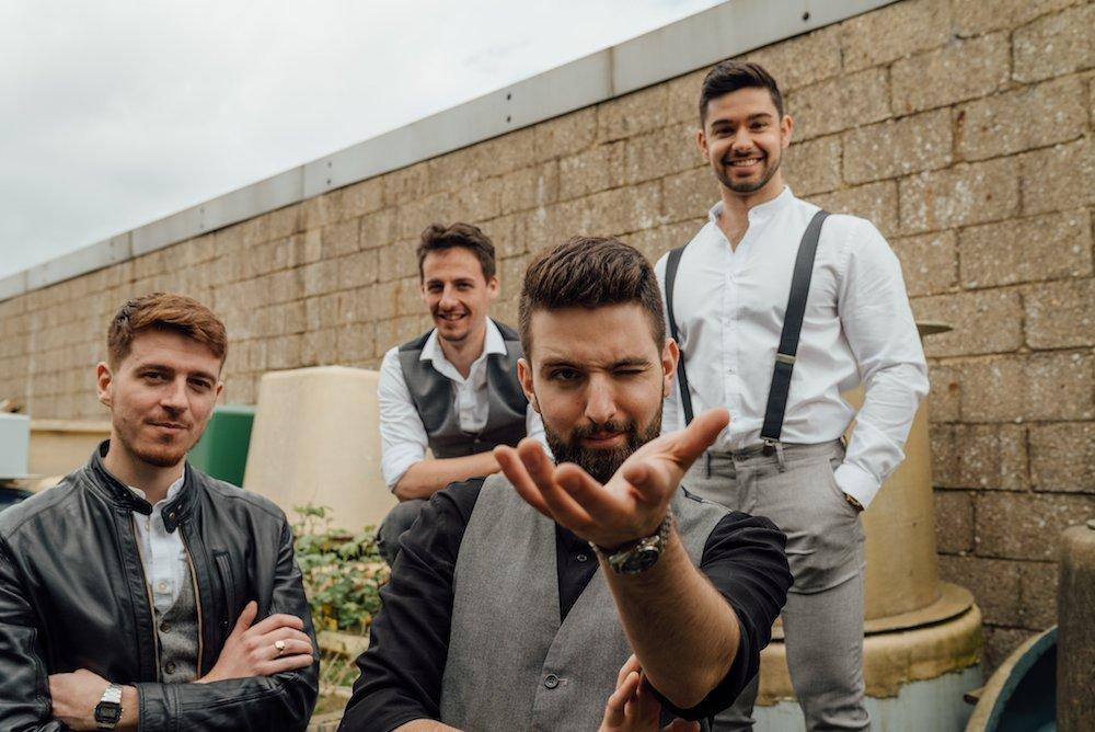 Mumford style band