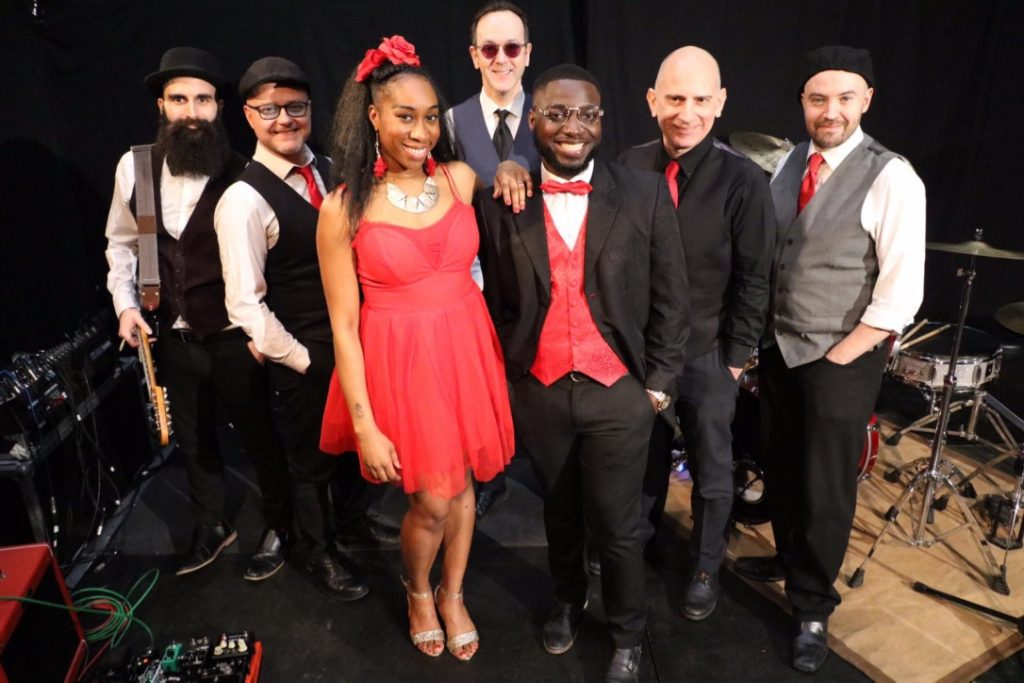 London soul band for hire
