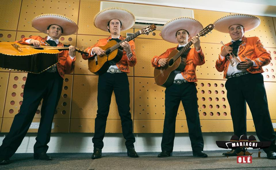 Mariachi band