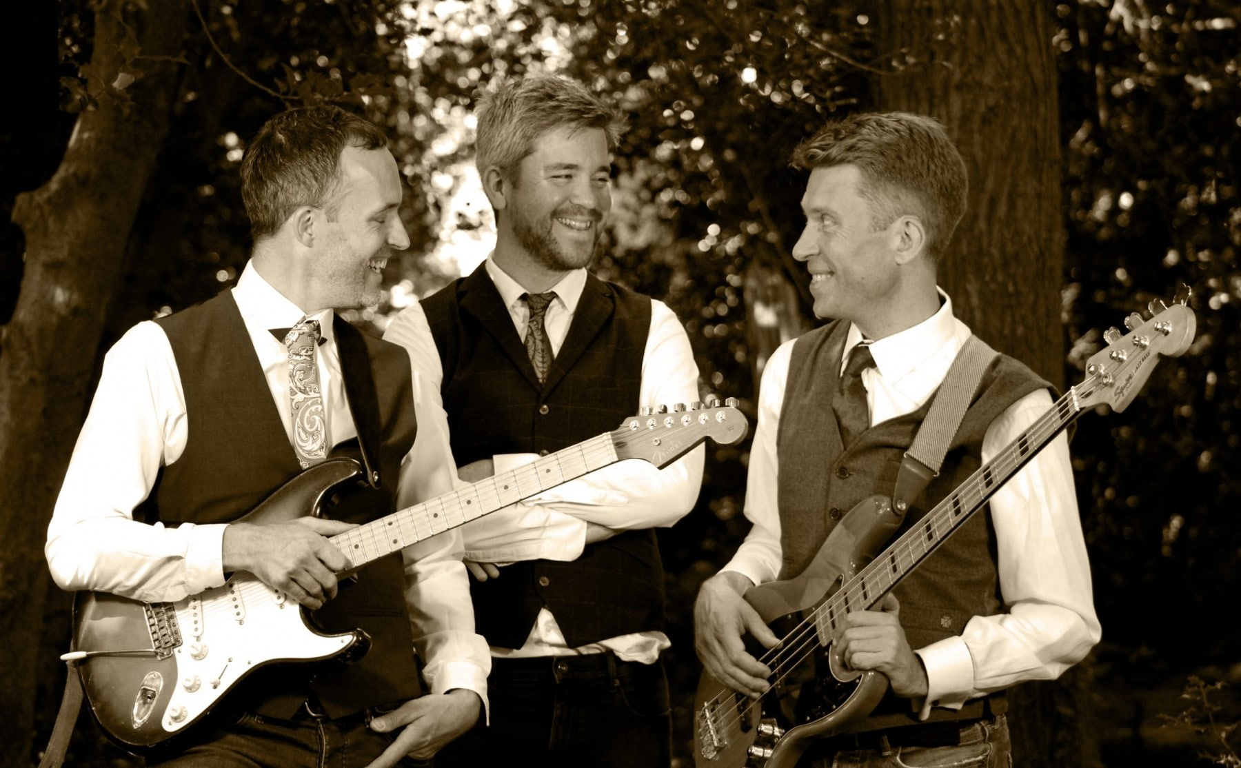 Hire a party band London