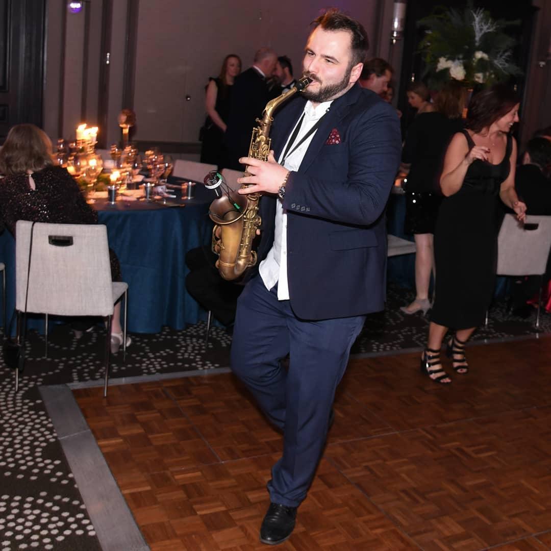 Wedding Saxophonist London