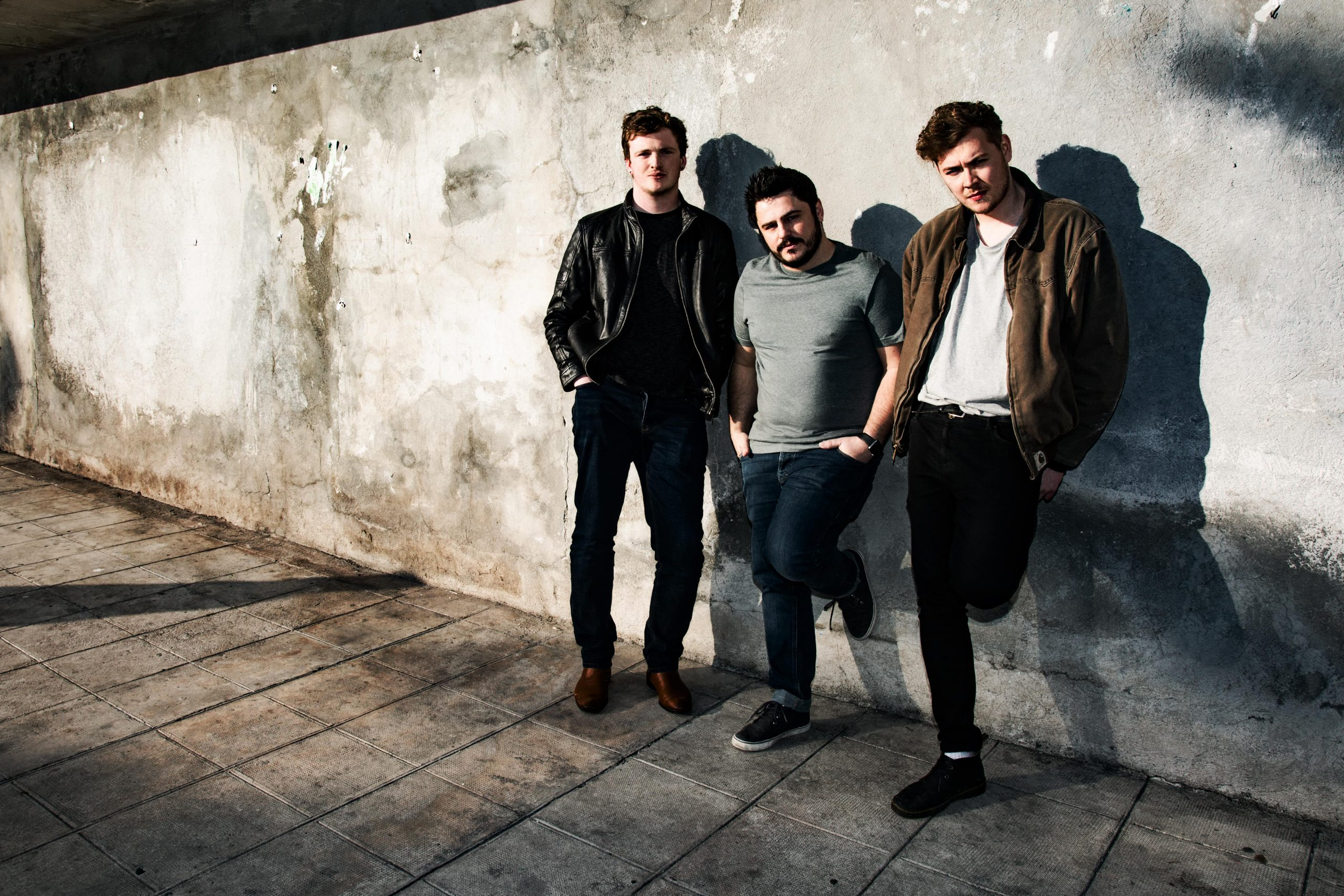 Indie rock trio from Wales