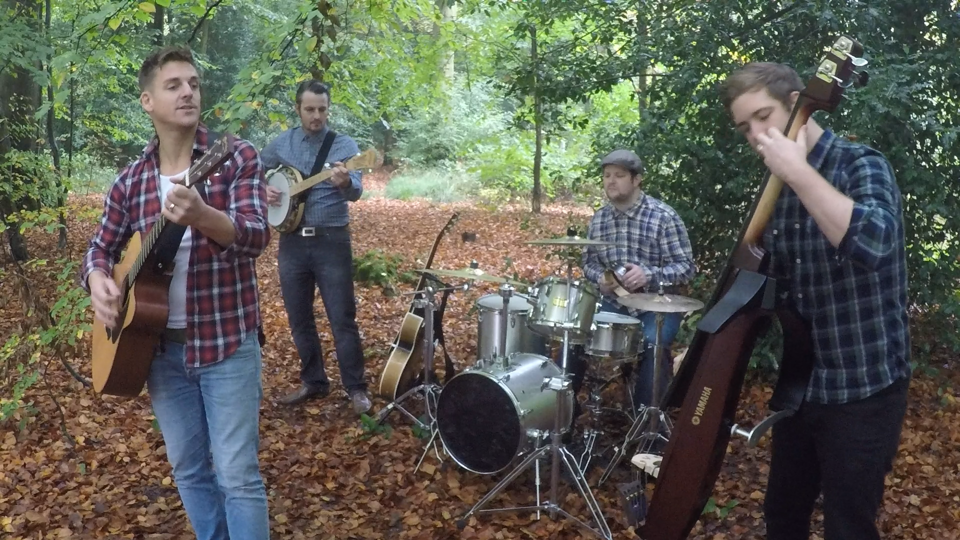 Indie folk rock band