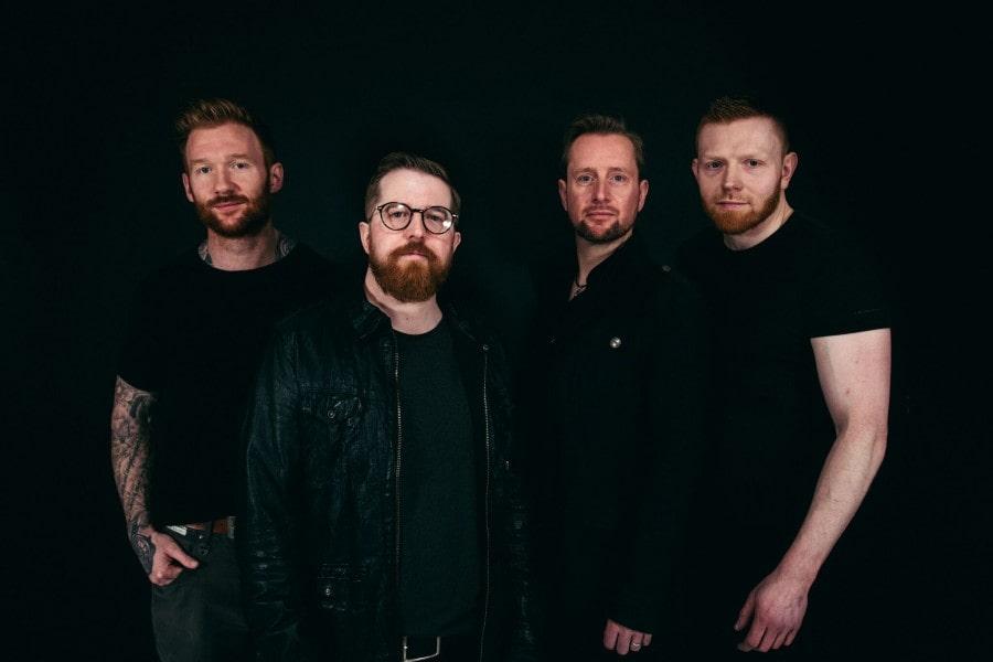 Indie rock wedding band
