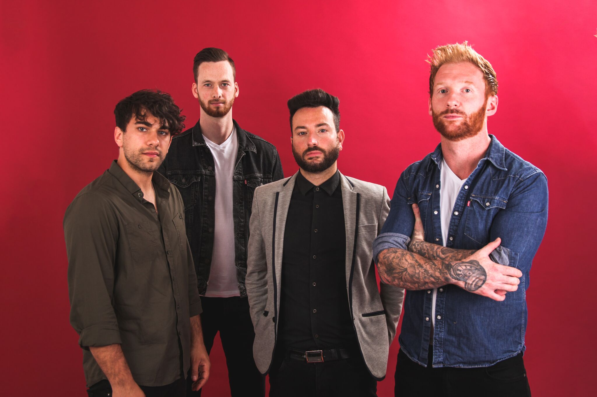 High energy indie wedding band