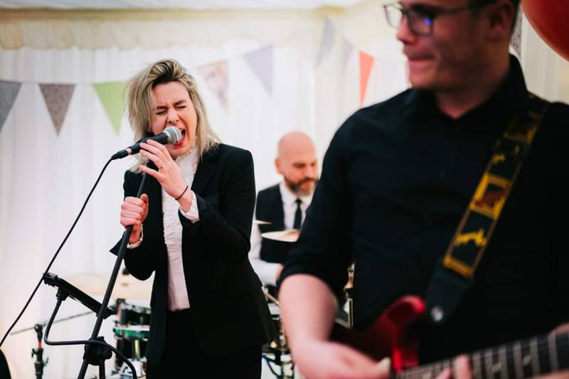 North West party band for hire