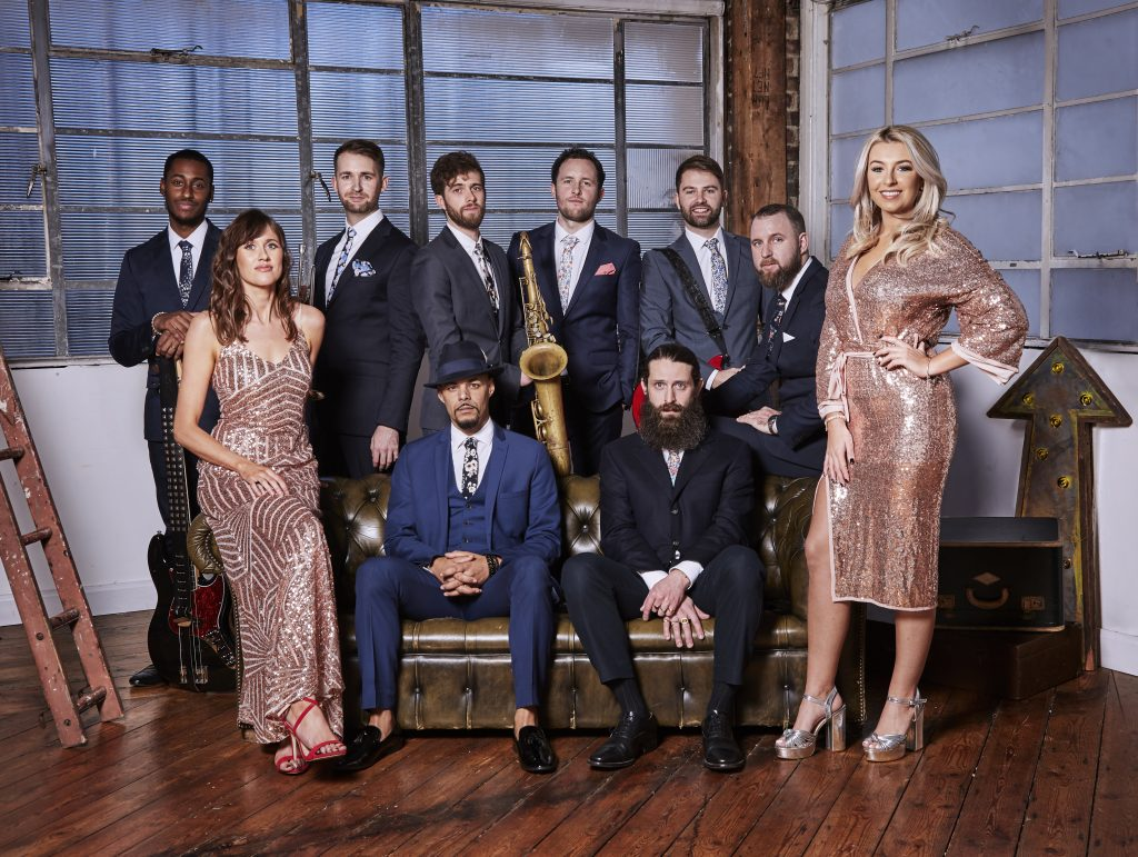 Soul band from London