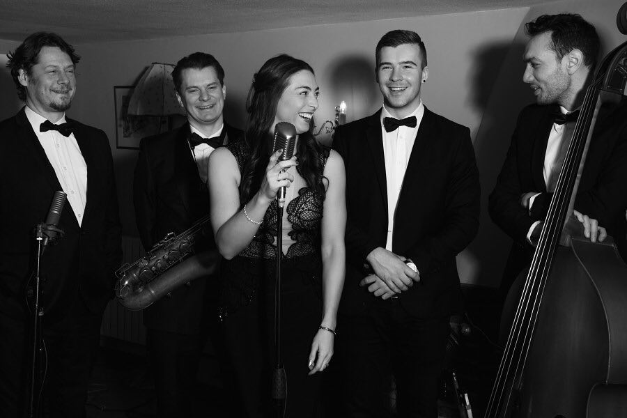Jazz and swing band hire