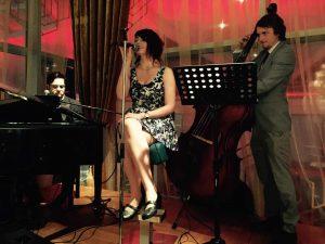 Hire a jazz trio