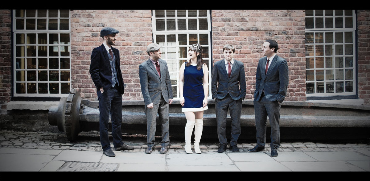 Acoustic vintage band for hire