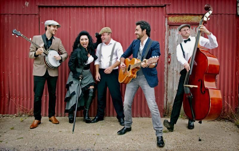 Vintage Folk band