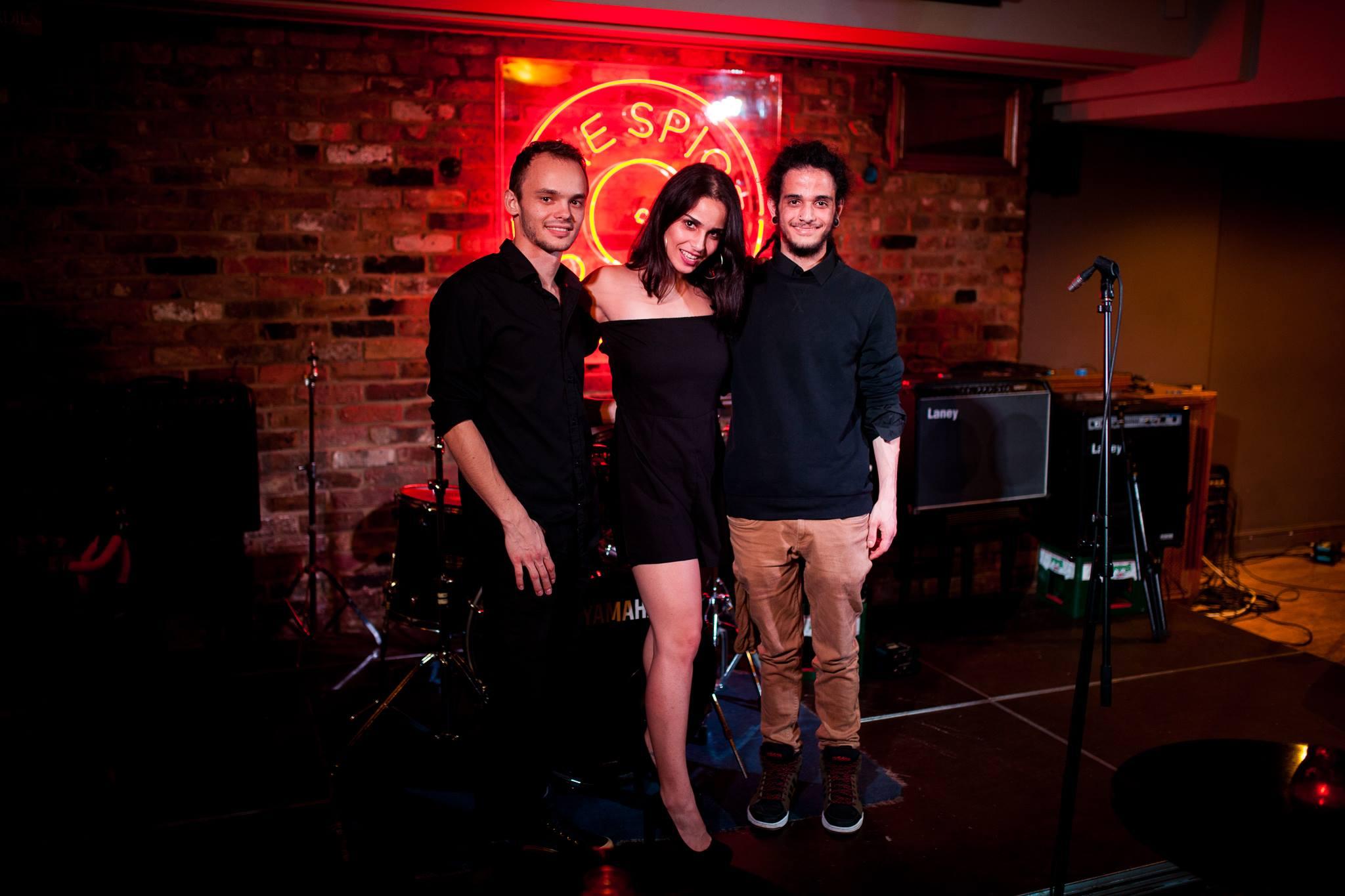 Acoustic trio for weddings