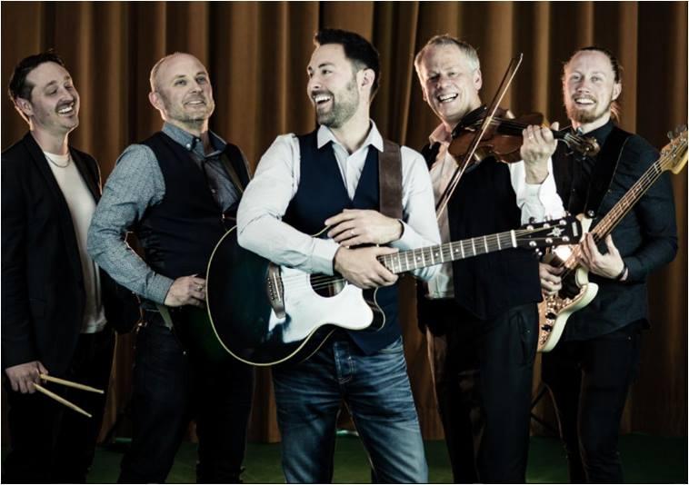 Mumford style folk band