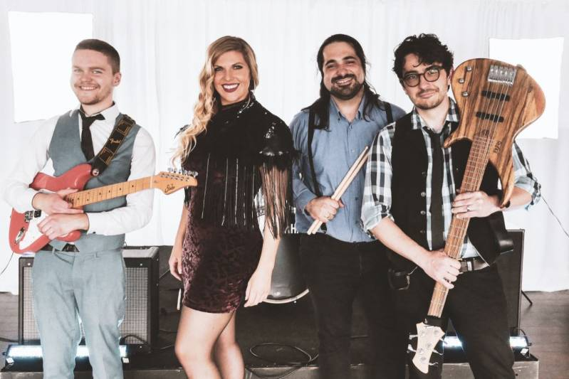 Party band for hire