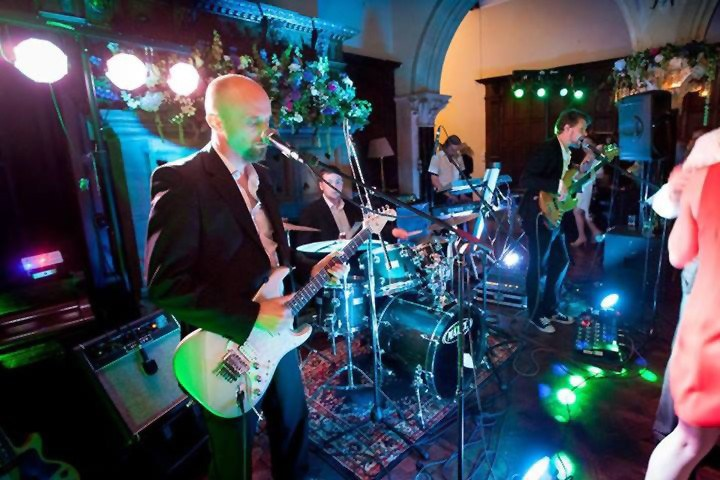 Hire a function band