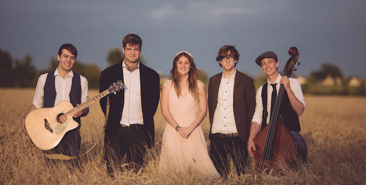 Pop and folk style band