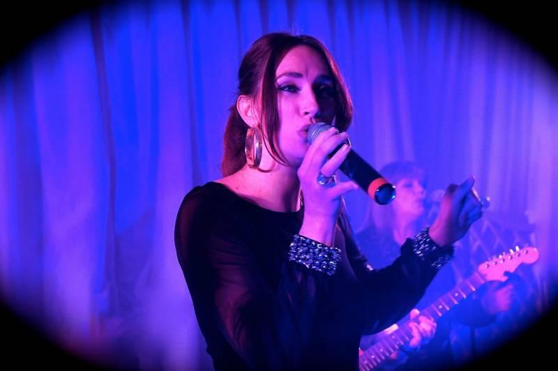Hire a wedding singer