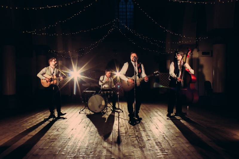 Mumford and sons wedding band