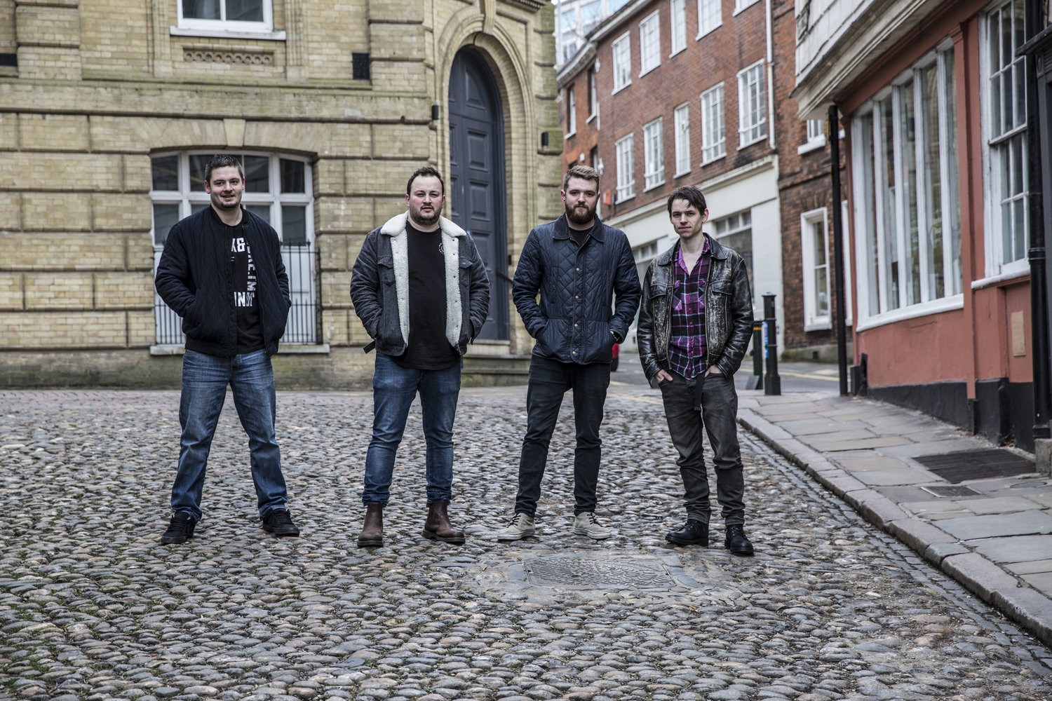 Indie rock band Norwich