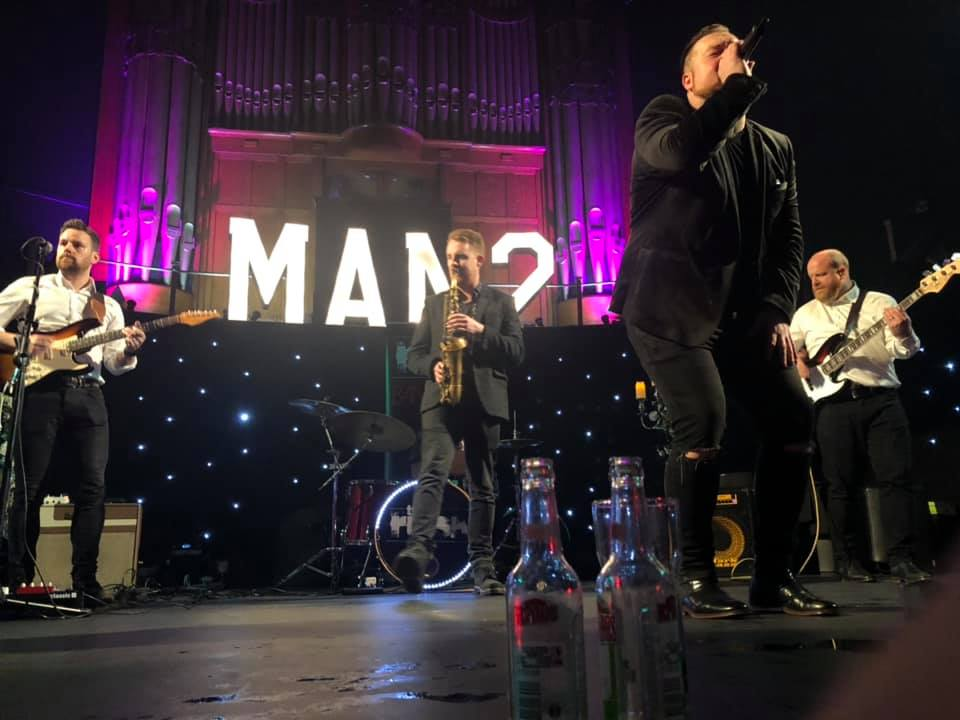 Function band for hire Manchester