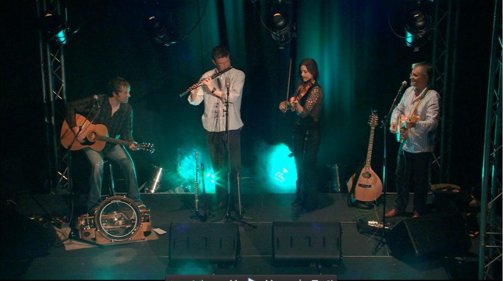 Celtic folk band for hire